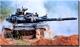 Танковый биатлон: Всероссийский этап проходит на полигоне Прудбой