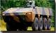 В Швецию поставлены БТР AMV
