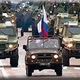 Масштабный парад в Севастополе 9 мая 2014 года