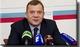 Встреча Юрия Борисова с представителями СМИ