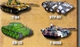 Русские танки. Выпуск № 72. Модель номера легкий танк Т-26