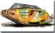 Mk. I - первый в мире боевой танк